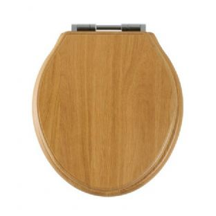 Roper Rhodes - Greenwich Soft Close Toilet Seat (Oak) - 8099NOSC